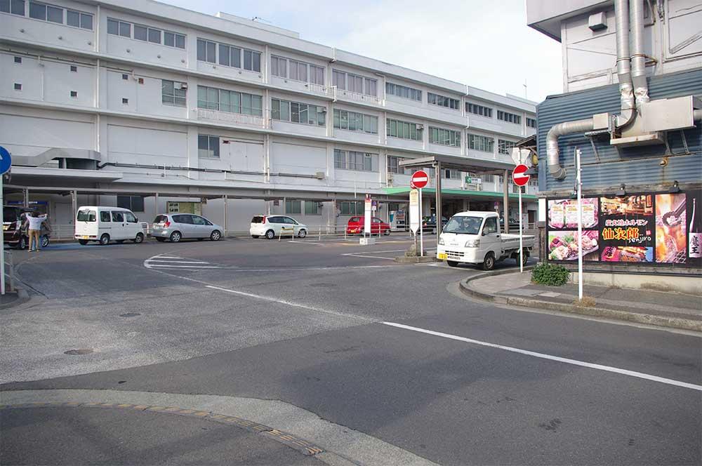 JR国府津駅